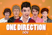 One Direction Döv