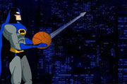 Batman ile basketbol oyunu