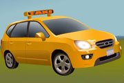 Flying Taxi Cab 2