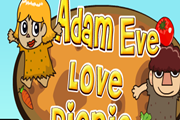 Adam ve Eve Piknikte