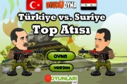Turkey and Syria War