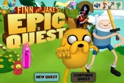 3D Adventure Time Macerası