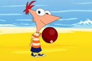 Phineas and Ferb Basket
