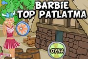 Barbie Top Patlatma