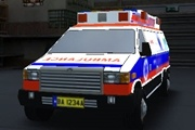 Ambulans Park Et 3D
