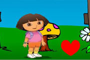 Dora Collect Heart