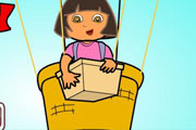 Dora Balloon Journey